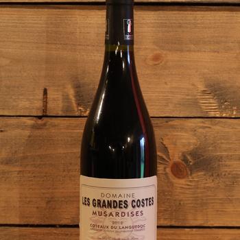 Les Grandes Costes 'Musardises' AOP Languedoc 2012