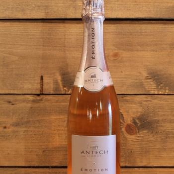 Antech 'Emotion' rosé AOP Crémant de Limoux 2013